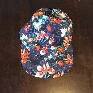 Floral Nike SB Hat